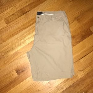 Polo by Ralph Lauren Shorts - Polo by Ralph Lauren Khaki Shorts